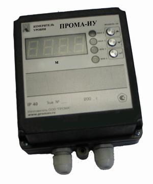 ПРОМА-ИДМ-ДД измеритель перепада давления многофункциональный